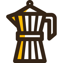 beverage, cafe, coffee, drink, hot, kitchen, maker icon