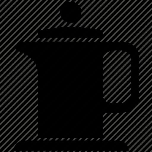 coffee, drink, espresso, french, hot, press icon