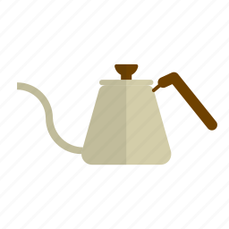 chemex, coffee, filter, hario buono, hygge, pot, water icon