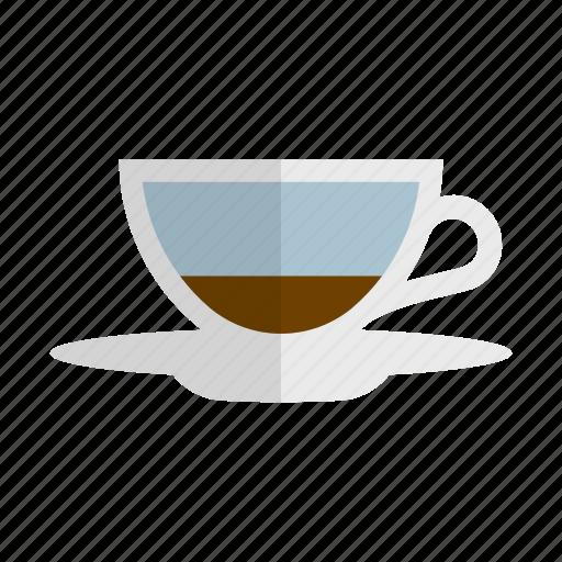 americano, cafe, caffeine, coffee, drink, espresso, water icon