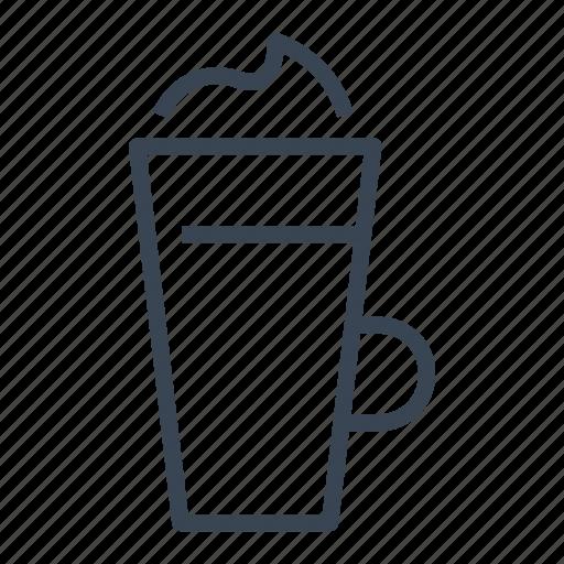 Coffee, drink, latte, macchiato icon - Download on Iconfinder