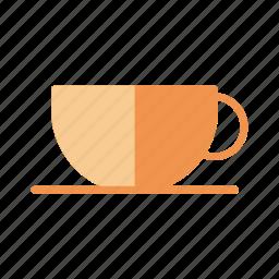 cafe, cappuccino, cup, drink, espresso, mug icon