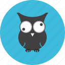 animal, barista, brew, coffee, drink, hot, owl icon