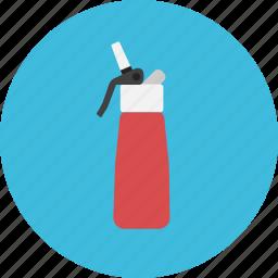 barista, bottle, brew, coffee, drink, hot, utensil icon