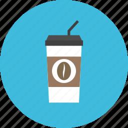 barista, brew, coffee, cup, drink, espresso, hot icon