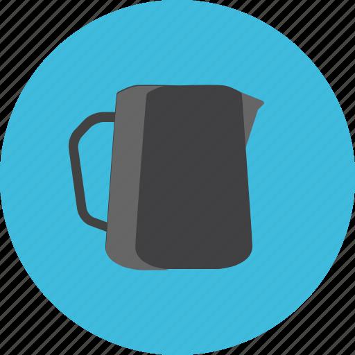 barista, brew, coffee, drink, hot, jar, utensil icon