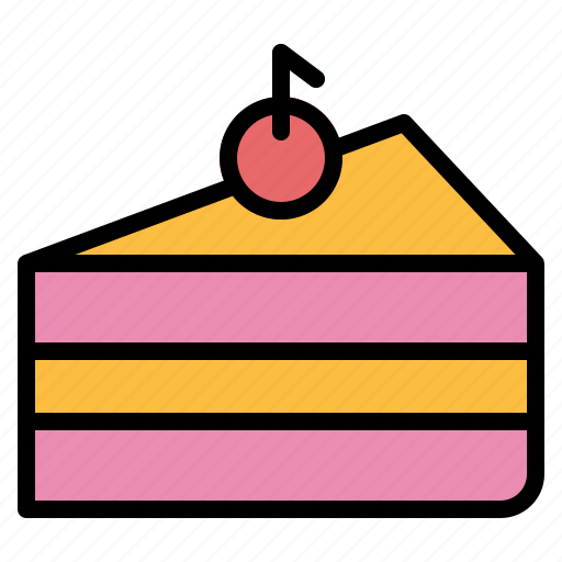 Bakery, cake, dessert, sweet icon - Download on Iconfinder