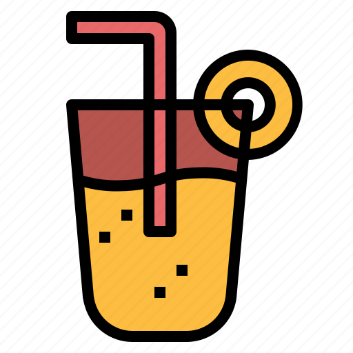 Drink, food, fruit, healthy, juice icon - Download on Iconfinder