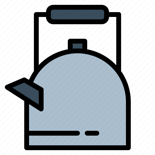 Coffee, drink, hot, pot, tea icon - Download on Iconfinder