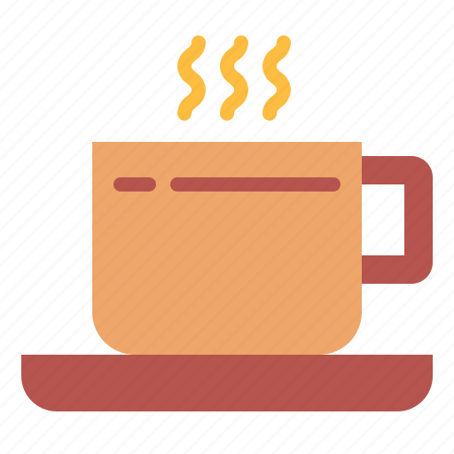 Coffee, coffeeshop, cup, drink, hot icon - Download on Iconfinder