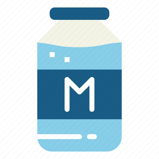 Breakfast, drink, food, healthy, milk icon - Download on Iconfinder