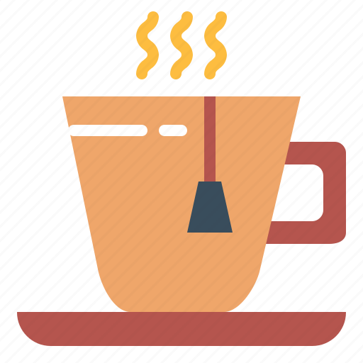 Cup, drink, hot, mug, tea icon - Download on Iconfinder