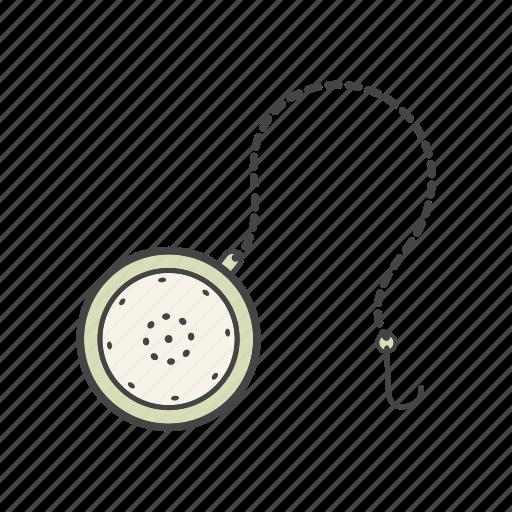 percolator, sieve, strainer, tea, tea-infuser icon