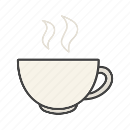 coffee, cup, drink, hot, tea, teacup icon
