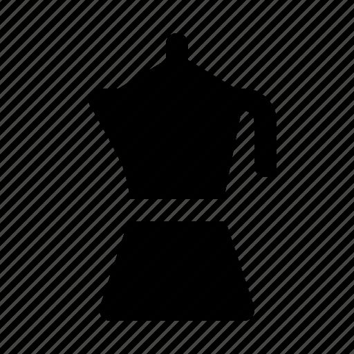 Bar, cafe, coffee, coffein, moka, pot, restaurant icon - Download on Iconfinder