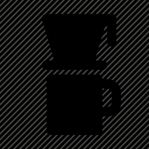 bar, cafe, coffein, handmade, maker, restaurant icon