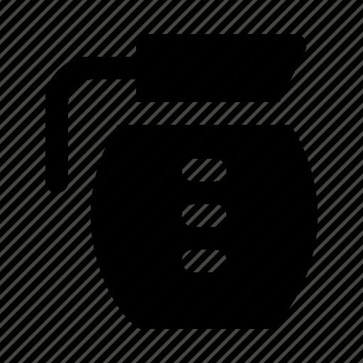 Bar, coffee, coffein, pot, restaurant icon - Download on Iconfinder