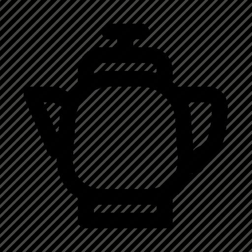 bar, coffee, coffein, kettle, pot, restaurant icon