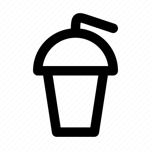 bar, cafe, coffein, frappe, iced, restaurant icon