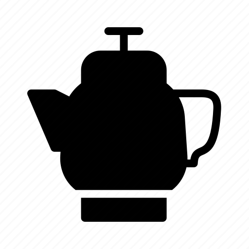 bar, coffee, coffein, kettle, pot, restaurant icon