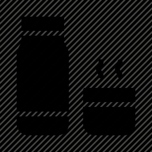 Bar, coffee, coffein, flask, restaurant, thermos icon - Download on Iconfinder