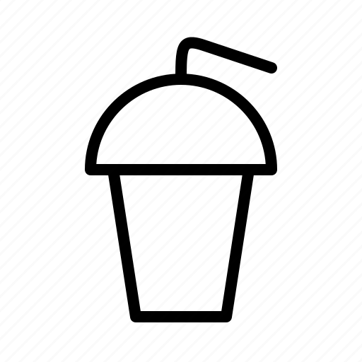 bar, cafe, coffein, frappe, iced, restaurant icon