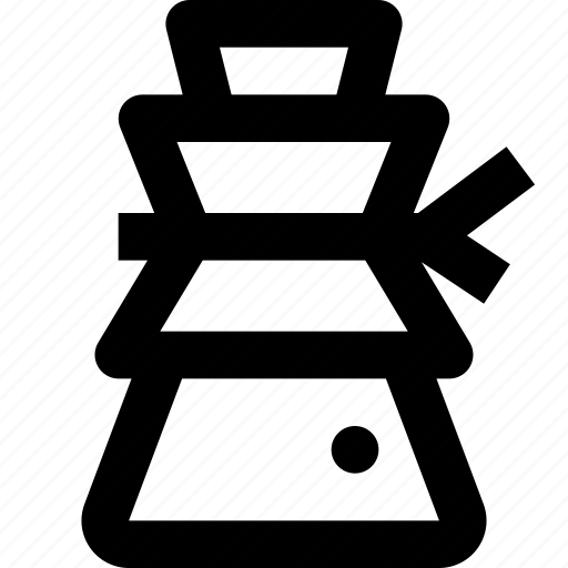Brew, chemex, coffee, dripper icon - Download on Iconfinder