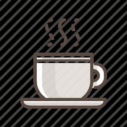 break, cafe, coffee break, cup, hot icon