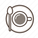 break, cafe, coffee, coffee break, cup, hot icon