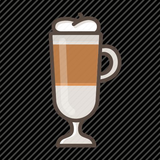 cafe, coffee, icecream, restaurant icon