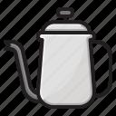 drink, milk, pot, water icon