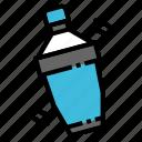 bartender, jar, shaker, tool, utensil icon