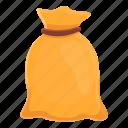 coffee, bean, sack, bag