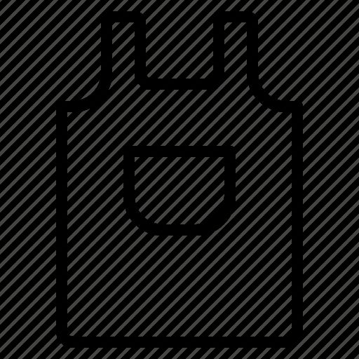 apron, coffee, coffee shop, drink, shop icon