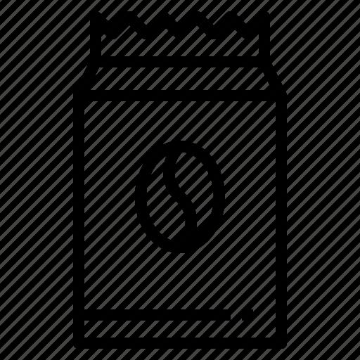 bag, coffee, coffee shop, drink, shop icon
