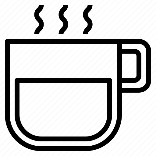 coffee, coffee shop, drink, hot, shop icon