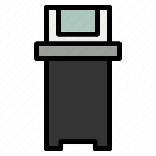 Bin, environment, garbage, trash, waste icon - Download on Iconfinder