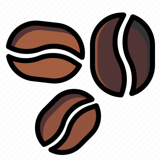 Bean, beans, coffee, espresso, seeds icon - Download on Iconfinder