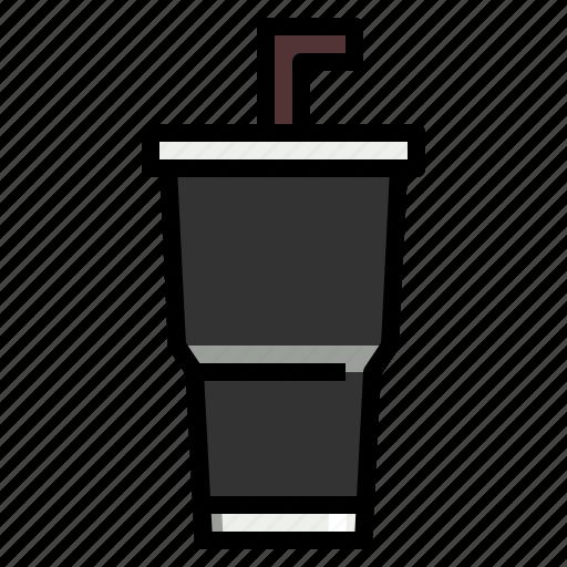 bucket, cooler, cup, freezer, yeti icon