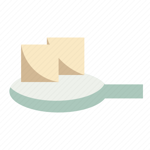 Cooking, dessert, spoon, sugar, sweet icon - Download on Iconfinder