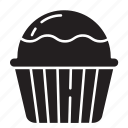 .svg, cake, chocolate, cupcake, muffin, sweets icon