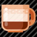 beverage, cafe, coffee, coffee shop, food, latte