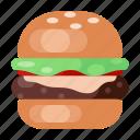 beverage, cafe, coffee shop, food, hamburger icon