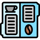 coffee, menu, shop