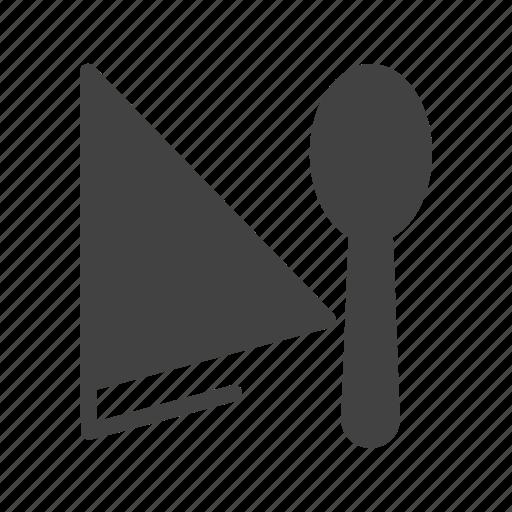 clean, cloth, flatware, fork, napkin, spoon, table icon