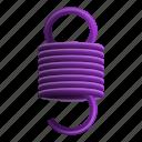 business, car, purple, spiral, spring