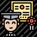 bachelors, degree, graduation, academic, certificate