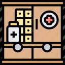 medicine, drugs, aid, kit, health