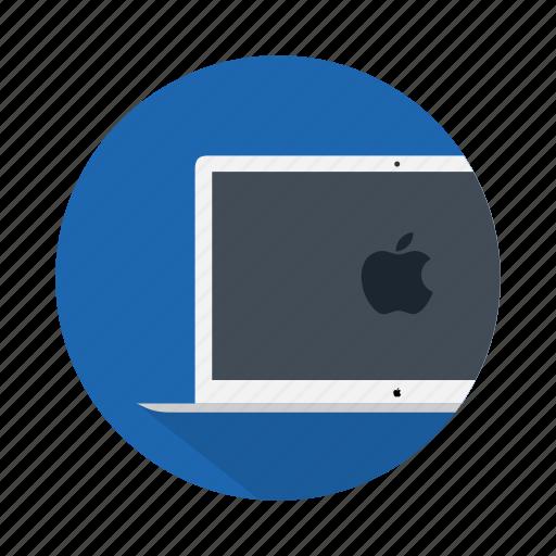 apple, desktop, device, electronic, ios, laptop icon