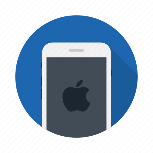 apple, device, electronic, ios, mobile, phone icon